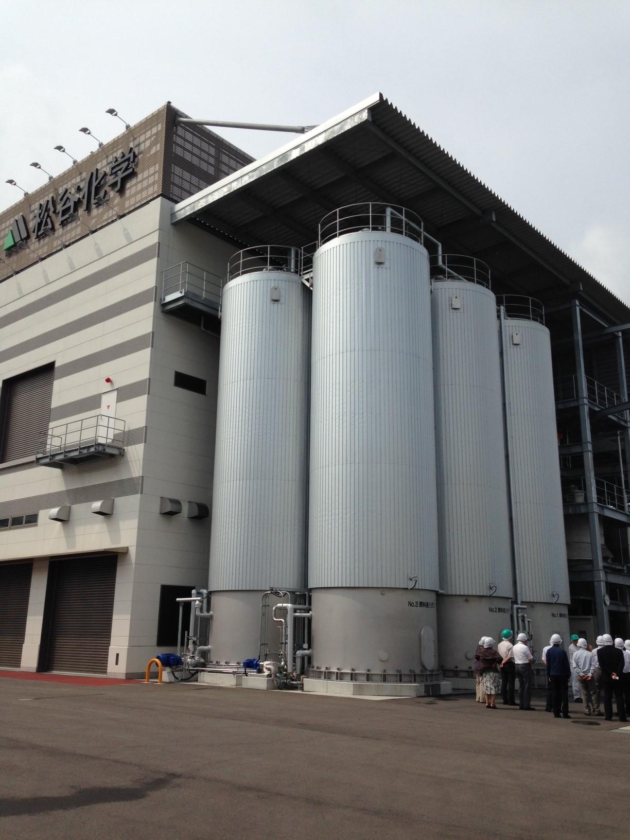 松谷化学工場見学7